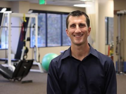 Brandon Buehler, PT, DPT, OCS