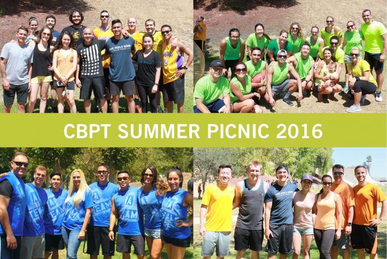 CBPT Company Picnic 2016