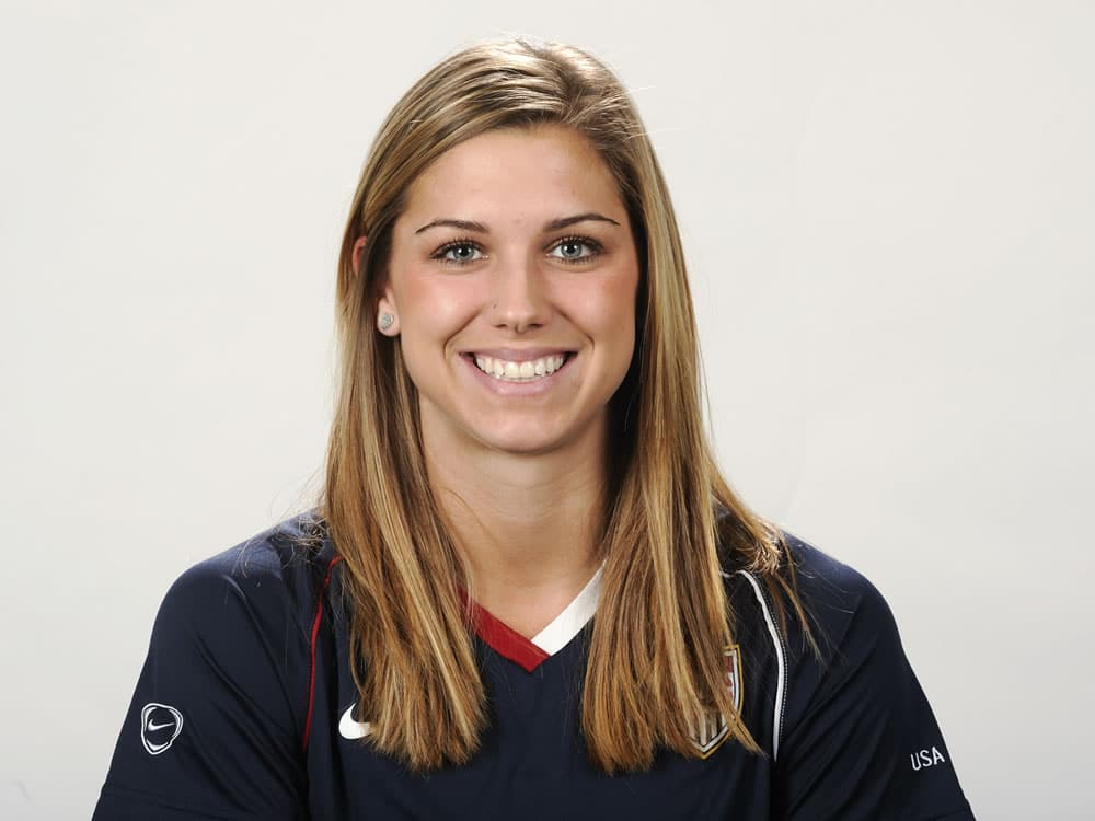 Peachy Alex Morgan Coury Amp Buehler Physical Therapy Short Hairstyles Gunalazisus