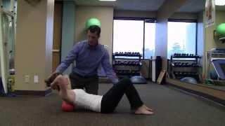 Mid-Back & Shoulders Body Rolling