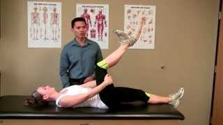 Active Hamstring Stretch