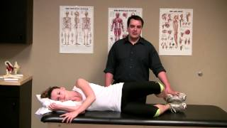 Side Lying Clams Exercise