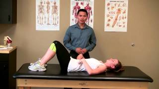 Abdominal Bracing Exercise