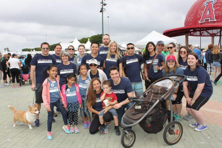 Team CBPT: Walk to Cure Arthritis 2016