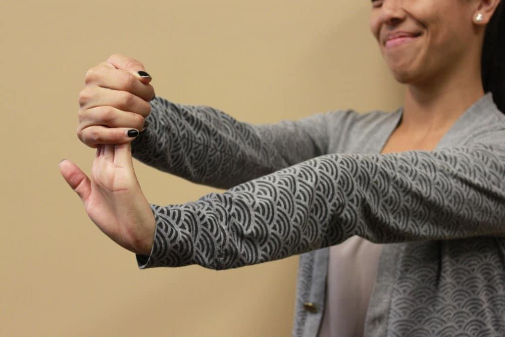 Wrist-Extension-Stretch