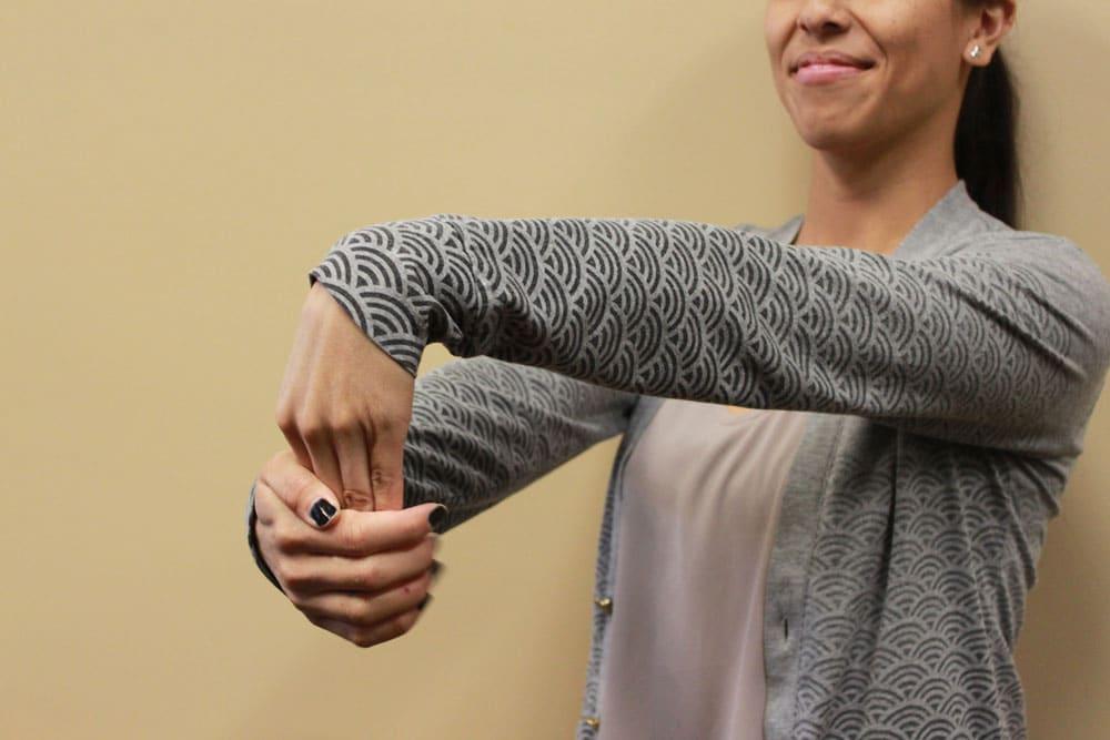 Wrist-Flexion-Stretch