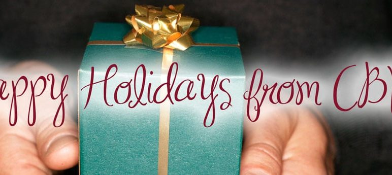A Holiday Gift For You!