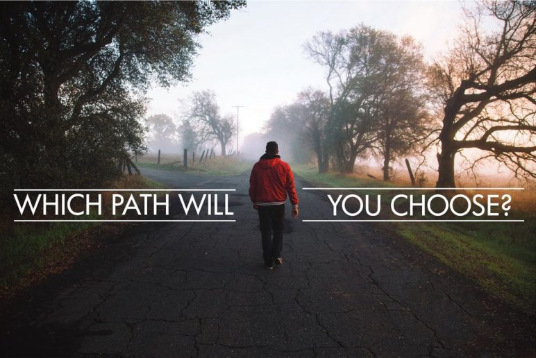 Which Path Will You Choose?