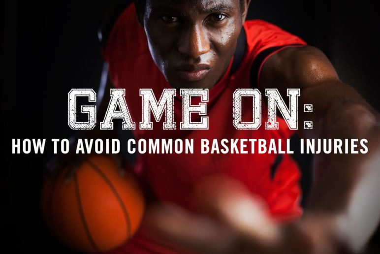 Avoid Common Basketball Injuries