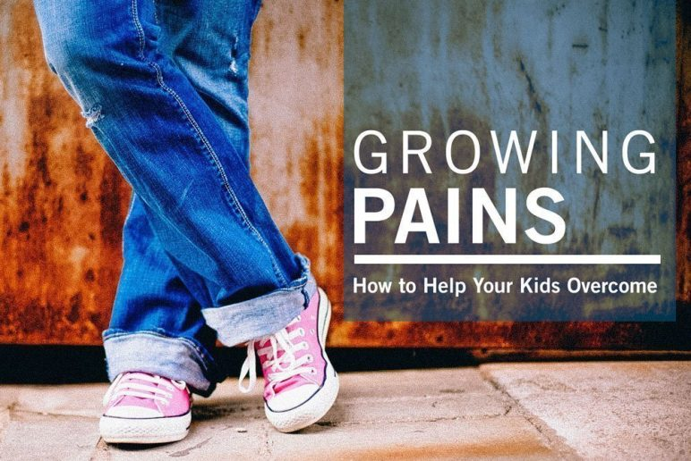Growing Pains: How to Help Your Child Overcome