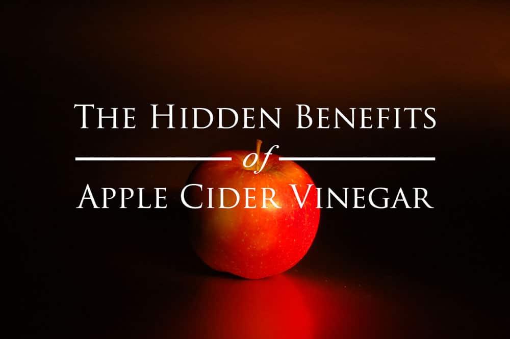 Benefits Apple Cider Vinegar