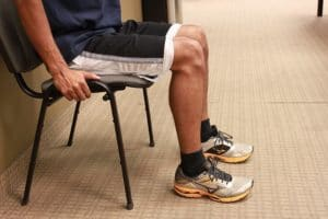 Leg Rises