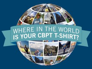 Where in the World is Your CBPT Shirt Contest 2016