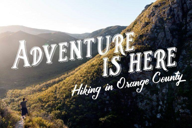 Hiking Orange County