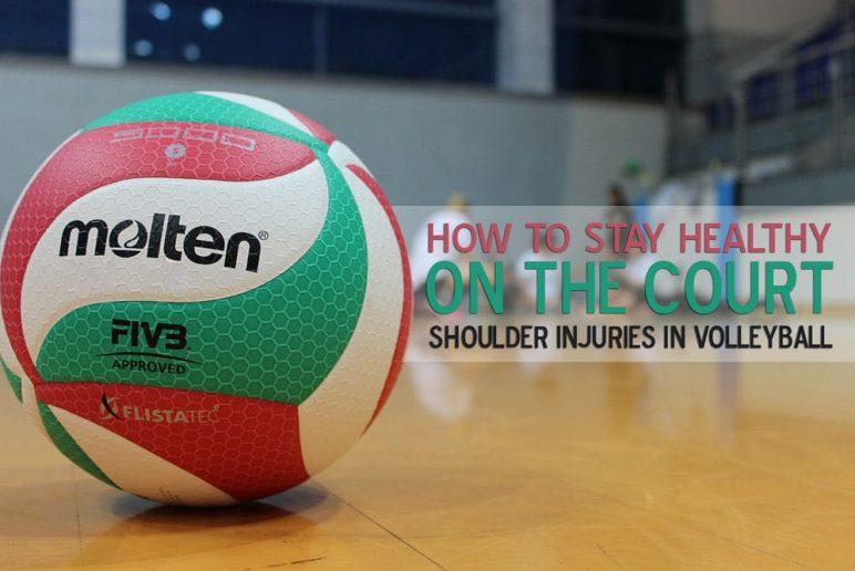 Volleyball Shoulder