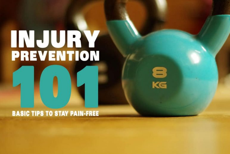 Injury Prevention 101: General Tips to Stay Pain-Free