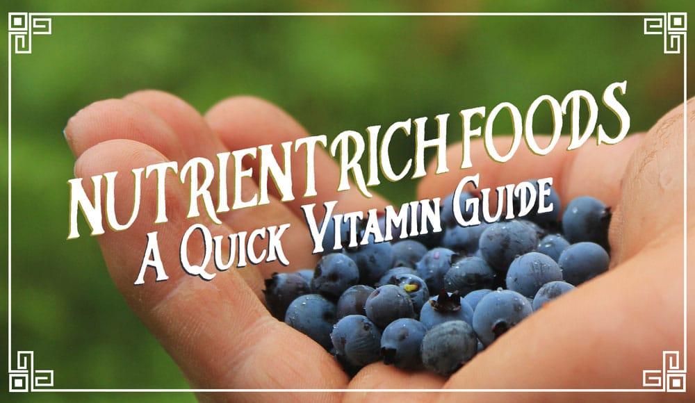 Vitamin Guide