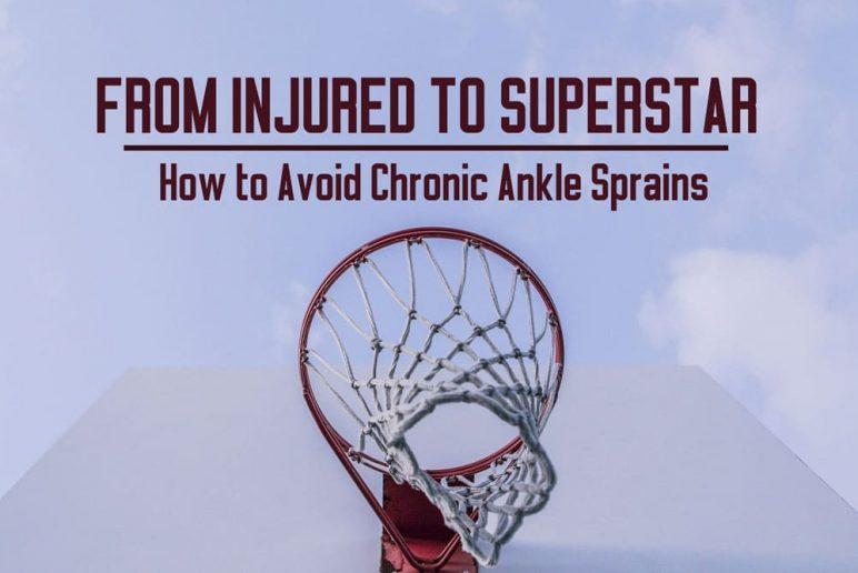 chronic ankle sprains