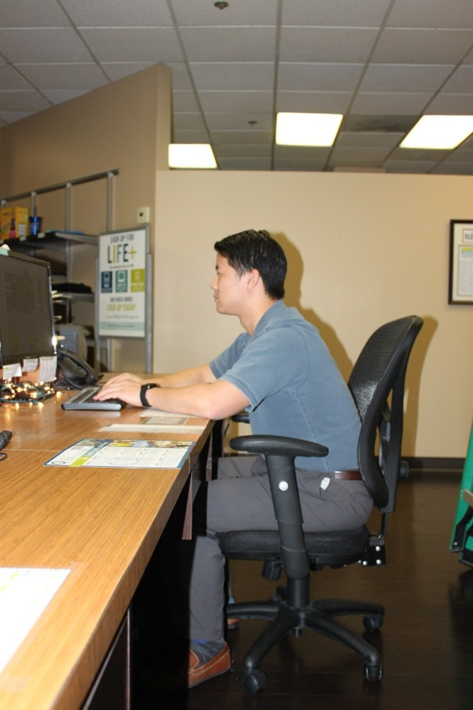 Workplace Ergonomics Perfect Posture In The Workplace