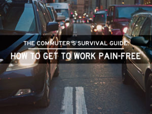 The Commuter's Survival Guide: How to Get to Work Pain-Free