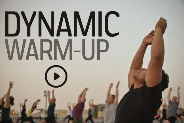 Life+ TV: Dynamic Warm-Up