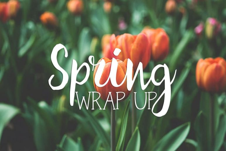 Spring Wrap Up: The Best of Spring 2016