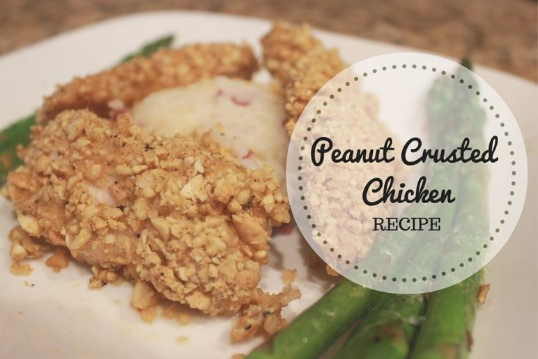 Why We Love Peanut Crusted Chicken