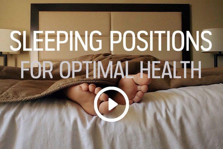 Life+ TV: Sleeping Positions for Optimal Health