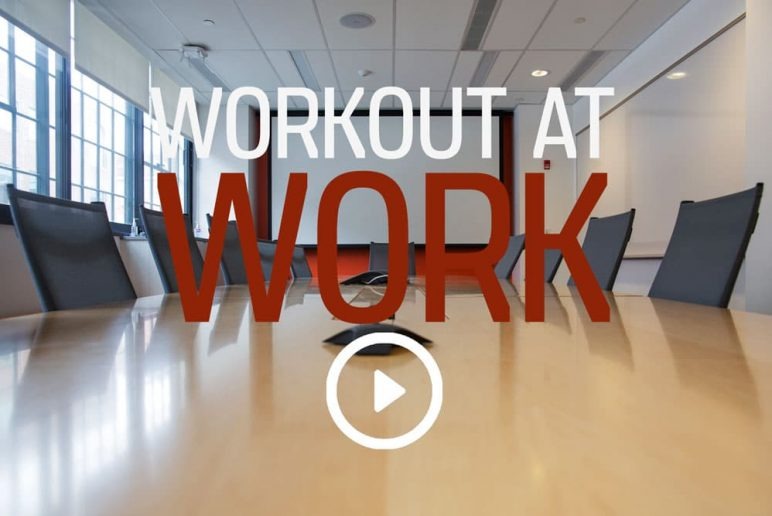 Life+ TV: Workout at Work