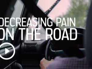 Life + TV: Decreasing Pain On The Road