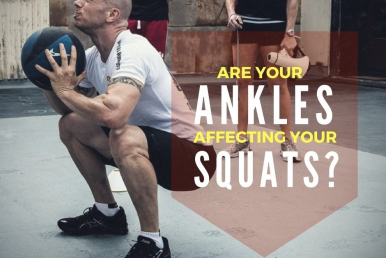 Are Your Ankles Affecting Your Squats?