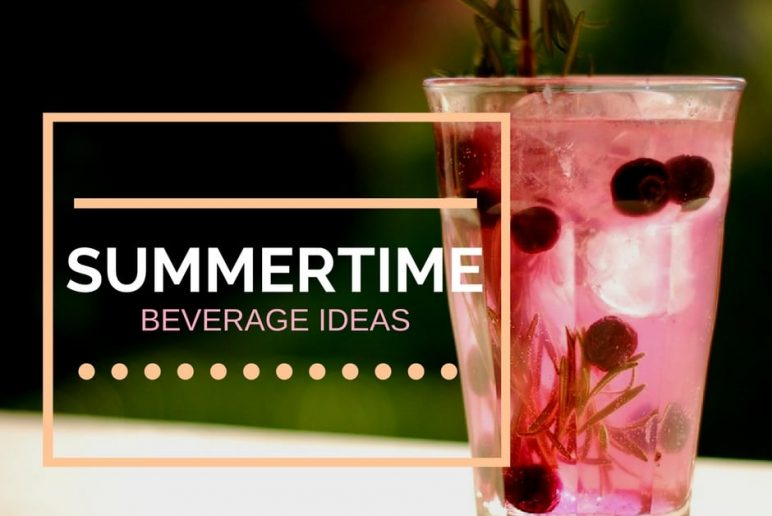 Refreshing Beverage Ideas for the Summer
