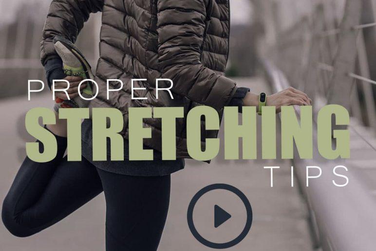 LIFE+ TV: Proper Stretching Tips
