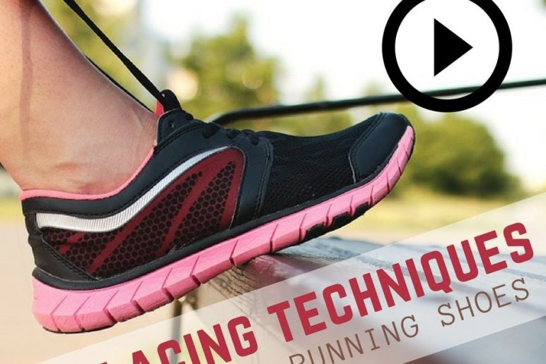 LIFE+ TV: Lacing Techniques for Running Shoes