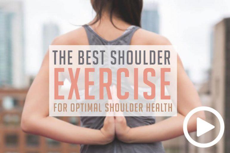 LIFE+ TV: The Best Shoulder Exercise for Optimal Shoulder Health