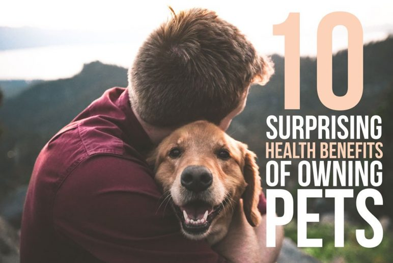 10 Surprising Health Benefits of Owning Pets
