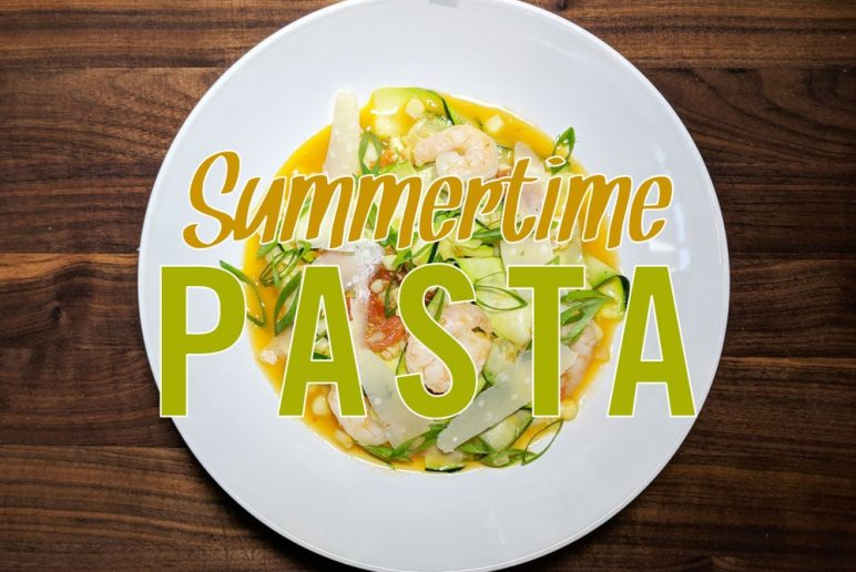 Summertime-Pasta-Coury & Buehler Physical Therapy