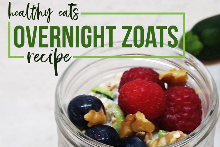 Overnight Zoats Recipe