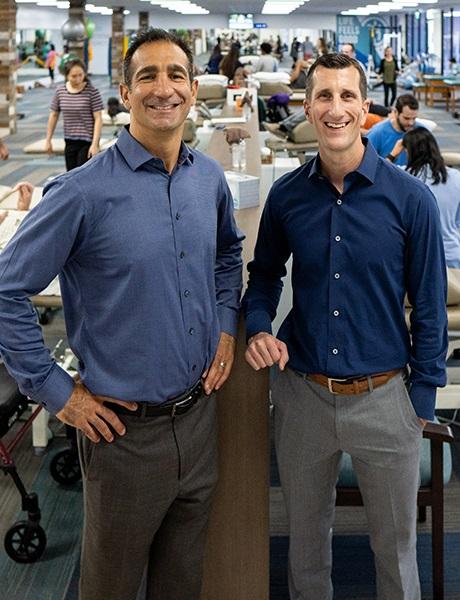 Brandon Buehler & Richard Coury