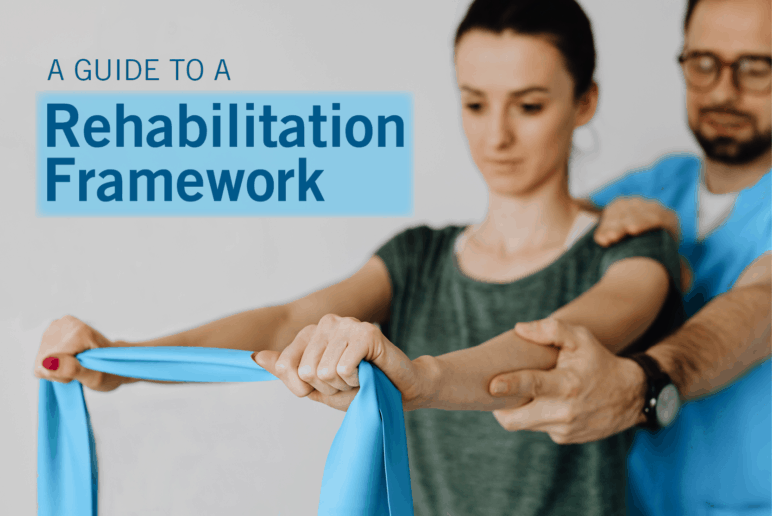 a guide to a rehabilitation framework - coury and buehler physical therapy