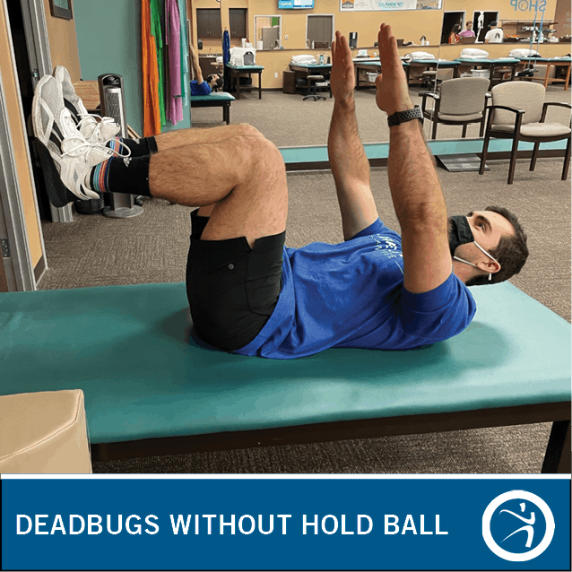 Strengthening Core exercises without Sitp-ups - coury and buehler physical therapy